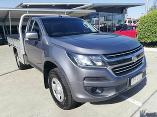 2016 Holden Colorado LS Cab Chassis.
