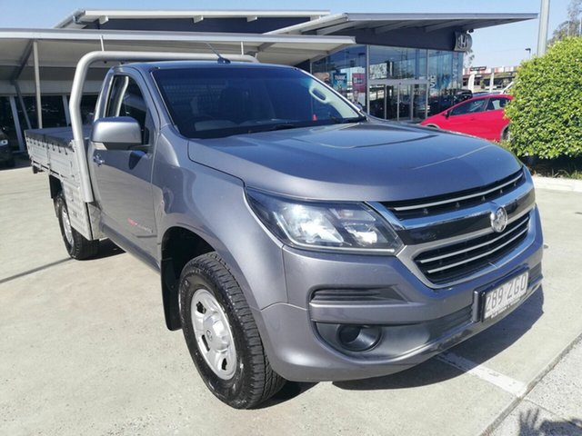 Discounted Used Holden Colorado LS, Yamanto, 2016 Holden Colorado LS Cab Chassis