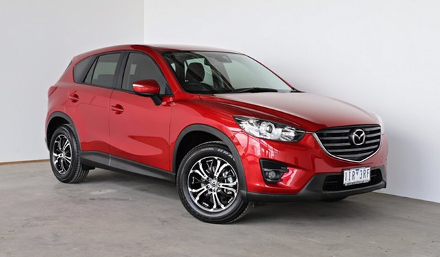 Used Mazda CX-5 Maxx SKYACTIV-Drive FWD Sport, Thomastown, 2016 Mazda CX-5 Maxx SKYACTIV-Drive FWD Sport Wagon