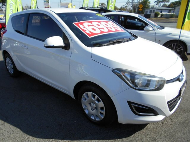 Used Hyundai i20 Active, Slacks Creek, 2012 Hyundai i20 Active Hatchback