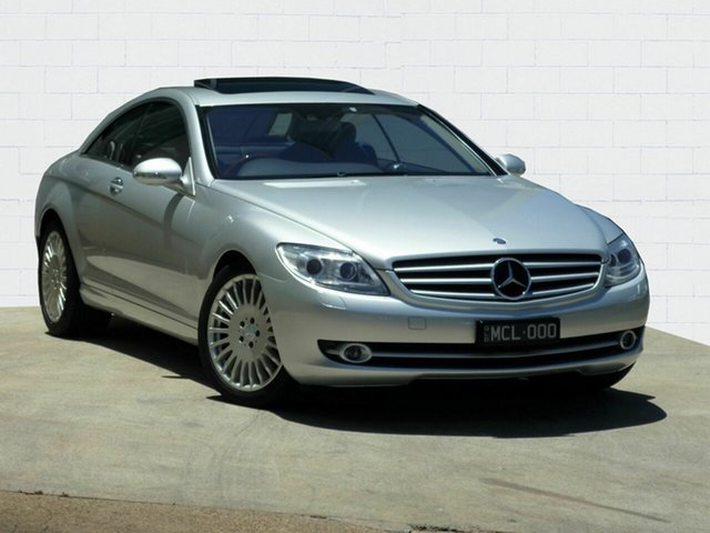 Used Mercedes-Benz CL500, Moorooka, 2007 Mercedes-Benz CL500 Coupe