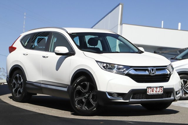 Demonstrator, Demo, Near New Honda CR-V VTi-S FWD, Indooroopilly, 2019 Honda CR-V VTi-S FWD Wagon
