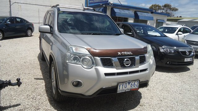 Used Nissan X-Trail ST, Seaford, 2011 Nissan X-Trail ST Wagon