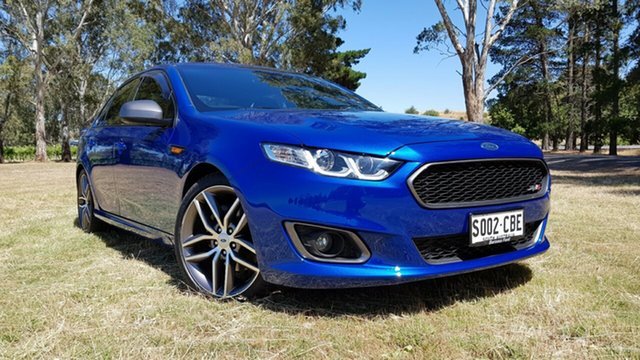 Used Ford Falcon XR6 Turbo, Tanunda, 2014 Ford Falcon XR6 Turbo Sedan