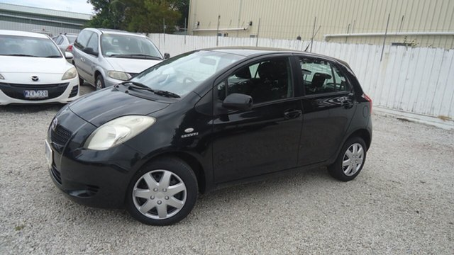 Used Toyota Yaris YRS, Seaford, 2008 Toyota Yaris YRS Hatchback