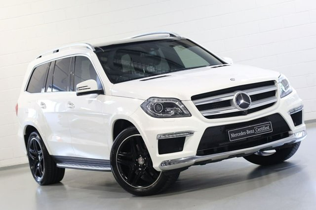 Used Mercedes-Benz GL-Class GL350 BlueTEC 7G-Tronic + Edition S, Warwick Farm, 2015 Mercedes-Benz GL-Class GL350 BlueTEC 7G-Tronic + Edition S Wagon