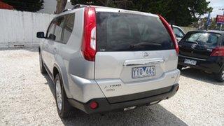 2011 Nissan X-Trail ST Wagon.