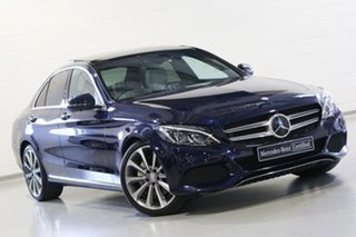 2016 Mercedes-Benz C-Class C250 7G-Tronic + Sedan.