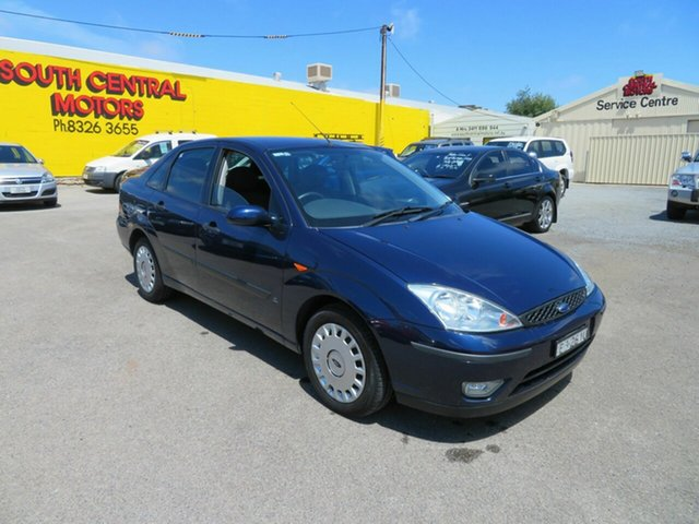 Used Ford Focus, Morphett Vale, 2003 Ford Focus Sedan