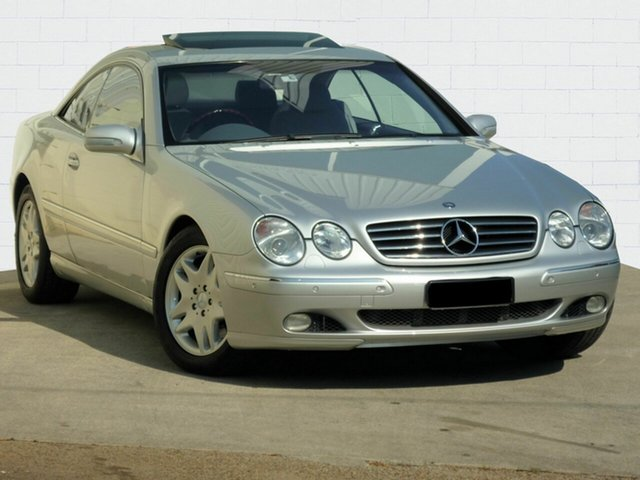 Used Mercedes-Benz CL500, Moorooka, 2000 Mercedes-Benz CL500 Coupe