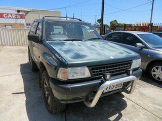 1996 Holden Frontera Wagon.