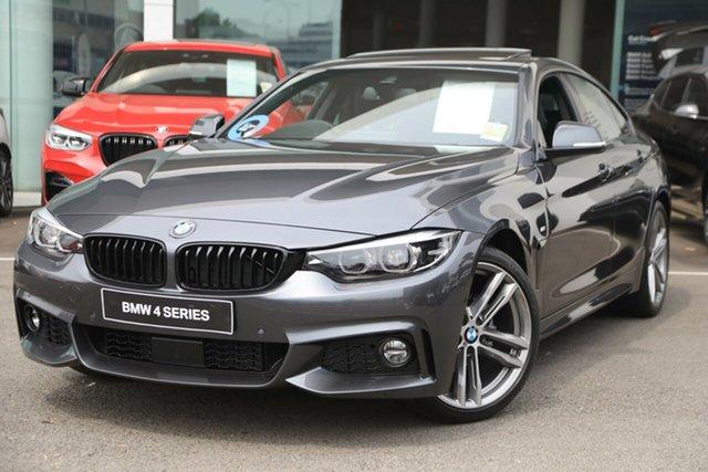Demonstrator, Demo, Near New BMW 420i M Sport Gran Coupe, Brookvale, 2019 BMW 420i M Sport Gran Coupe Coupe