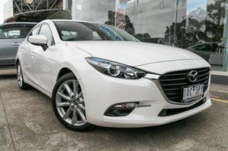 Used Mazda 3 SP25 (5Yr), Mulgrave, 2019 Mazda 3 SP25 (5Yr) BN MY18 Sedan