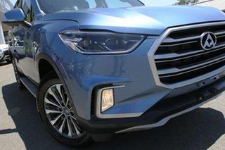 2018 LDV D90 Deluxe Wagon.
