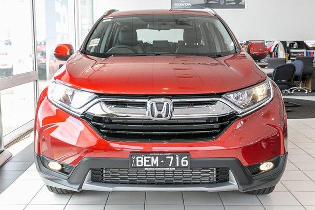 Demonstrator, Demo, Near New Honda CR-V VTi-E FWD, Oakleigh, 2019 Honda CR-V VTi-E FWD RW MY20 Wagon