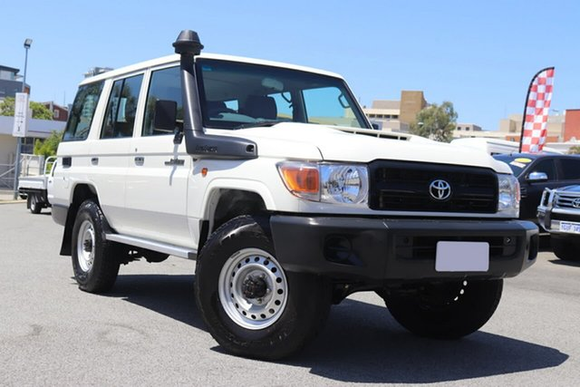 Used Toyota Landcruiser LC70 T/D Wagon WorkMate, Northbridge, 2019 Toyota Landcruiser LC70 T/D Wagon WorkMate Wagon