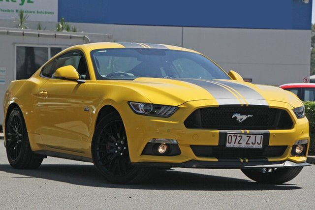 Used Ford Mustang GT Fastback SelectShift, Toowong, 2016 Ford Mustang GT Fastback SelectShift Fastback