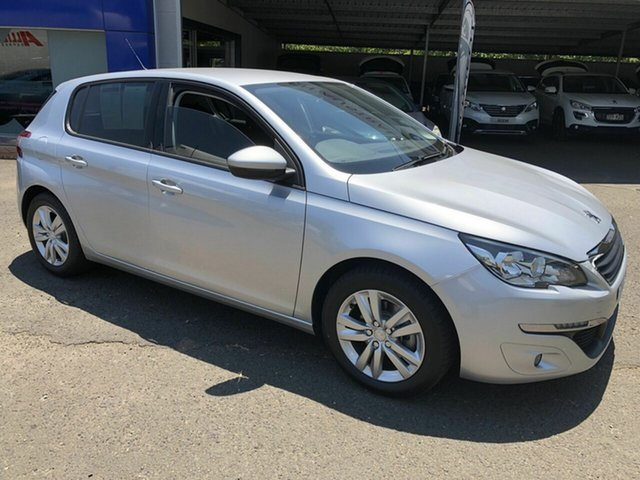 Used Peugeot 308 Active, Nambour, 2017 Peugeot 308 Active T9 MY17 Hatchback