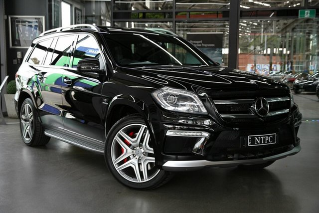 Used Mercedes-Benz GL-Class GL63 AMG SPEEDSHIFT PLUS, North Melbourne, 2014 Mercedes-Benz GL-Class GL63 AMG SPEEDSHIFT PLUS Wagon
