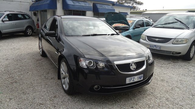 Used Holden Calais V, Seaford, 2012 Holden Calais V Sedan