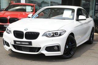 2019 BMW 230i M Sport Coupe.