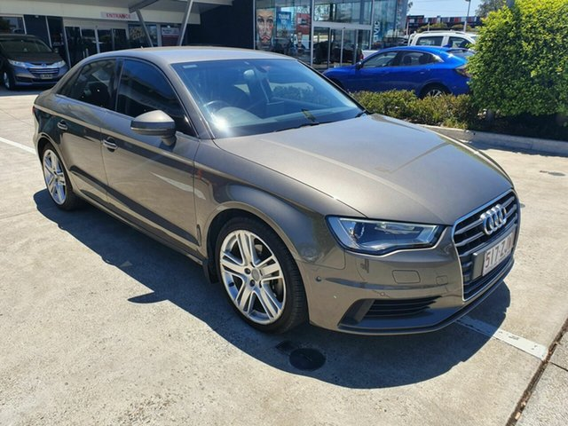 Used Audi A3 Attraction S Tronic, Yamanto, 2015 Audi A3 Attraction S Tronic Sedan
