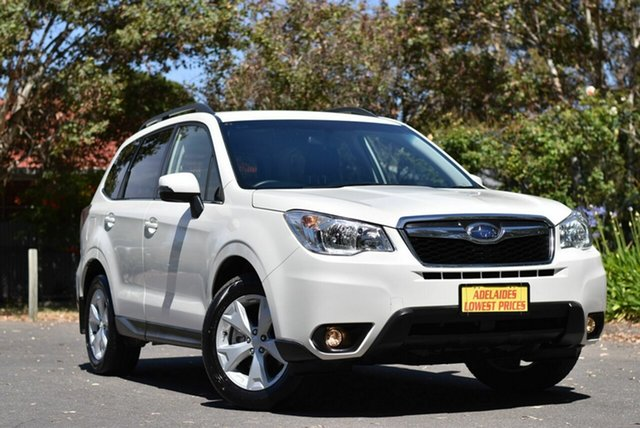 Used Subaru Forester 2.0D-L AWD, Enfield, 2015 Subaru Forester 2.0D-L AWD Wagon