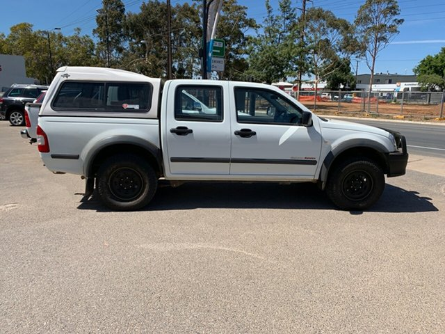 Used Holden Rodeo LX (4x4), West Croydon, 2005 Holden Rodeo LX (4x4) Crew Cab Pickup