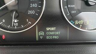 2016 BMW 218i Sport Line Hatchback.