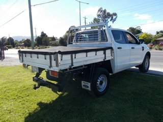 2012 Ford Ranger XL Double Cab 4x2 Hi-Rider Cab Chassis.