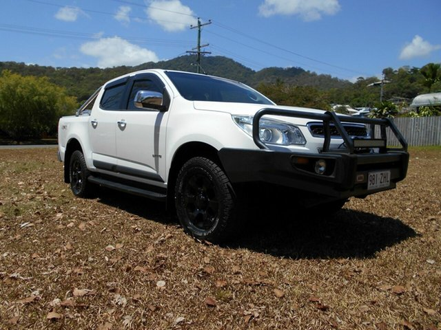 Used Holden Colorado LTZ (4x4), Cairns, 2012 Holden Colorado LTZ (4x4) Crew Cab Pickup