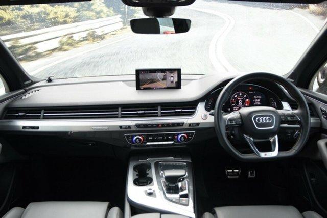 Used Audi SQ7 TDI Tiptronic, Warwick Farm, 2016 Audi SQ7 TDI Tiptronic Wagon