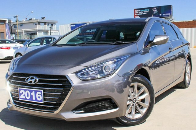 Used Hyundai i40 Active Tourer, Coburg North, 2016 Hyundai i40 Active Tourer Wagon