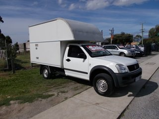 2006 Holden Rodeo LX 4x2 Cab Chassis.