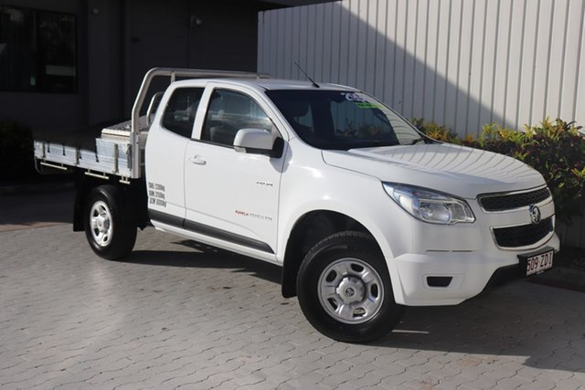Used Holden Colorado LS Space Cab, Cairns, 2014 Holden Colorado LS Space Cab Cab Chassis