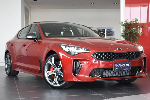 New Kia Stinger GT Fastback Carbon Edition, Warwick Farm, 2019 Kia Stinger GT Fastback Carbon Edition Sedan