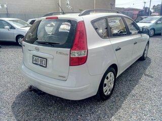 2010 Hyundai i30 CW SX 1.6 CRDi Wagon.