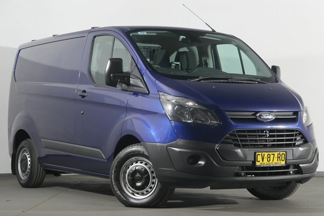Used Ford Transit Custom 290S Low Roof SWB, Narellan, 2016 Ford Transit Custom 290S Low Roof SWB Van