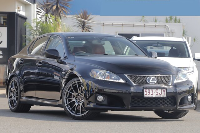 Used Lexus IS IS F, Toowong, 2011 Lexus IS IS F Sedan