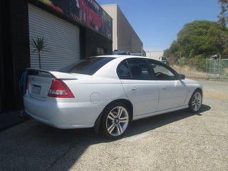 2006 Holden Commodore Acclaim Sedan.