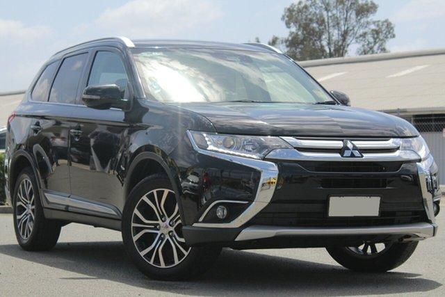 Used Mitsubishi Outlander LS 2WD, Bowen Hills, 2017 Mitsubishi Outlander LS 2WD Wagon