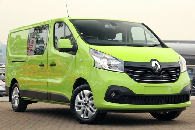 Discounted Used Renault Trafic Crew Low Roof LWB Lifestyle, Narellan, 2019 Renault Trafic Crew Low Roof LWB Lifestyle Van