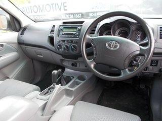 2011 Toyota Hilux SR Utility.