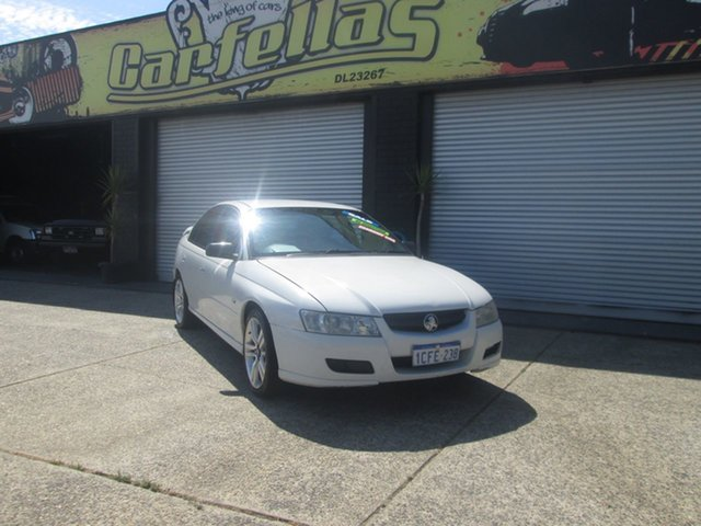 Used Holden Commodore Acclaim, O'Connor, 2006 Holden Commodore Acclaim Sedan