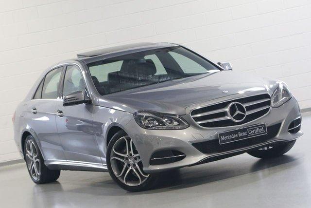 Used Mercedes-Benz E-Class E200 7G-Tronic +, Narellan, 2013 Mercedes-Benz E-Class E200 7G-Tronic + Sedan