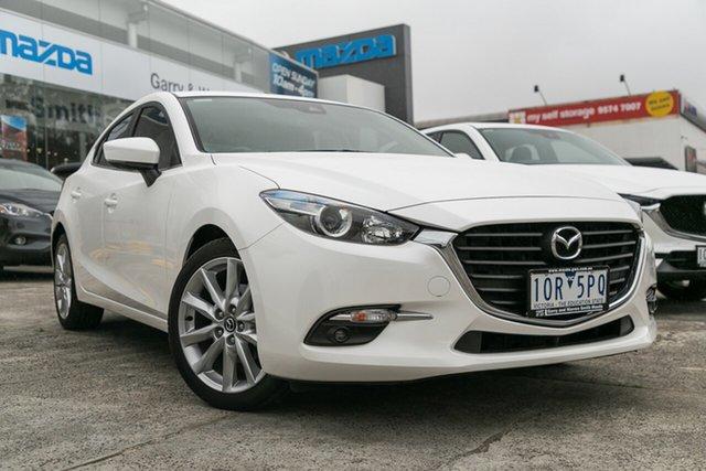 Used Mazda 3 SP25 (5Yr), Mulgrave, 2018 Mazda 3 SP25 (5Yr) BN MY18 Hatchback
