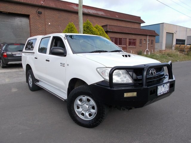 Used Toyota Hilux SR, Bayswater, 2011 Toyota Hilux SR Utility