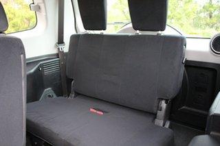2010 Mitsubishi Pajero Platinum Wagon.