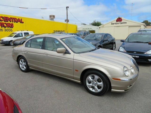 Used Jaguar S-Type SE, Morphett Vale, 1999 Jaguar S-Type SE Sedan