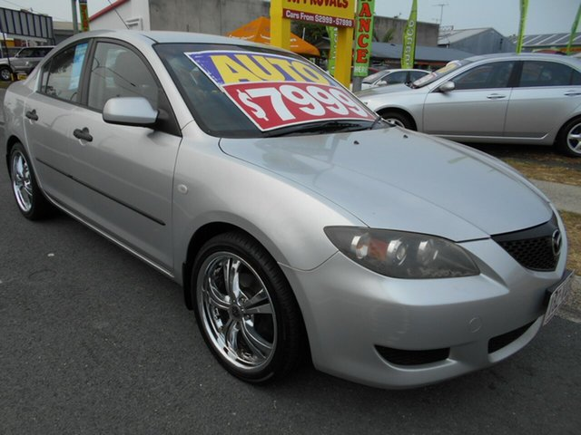 Used Mazda 3 Maxx, Slacks Creek, 2006 Mazda 3 Maxx Sedan